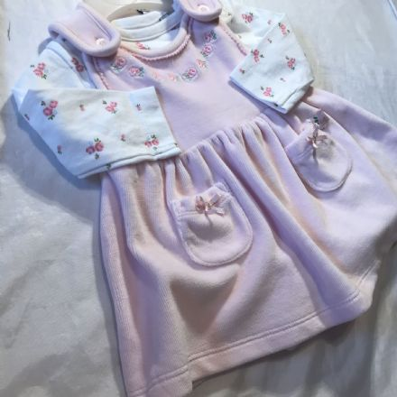 0-0 Newborn Dress and Body